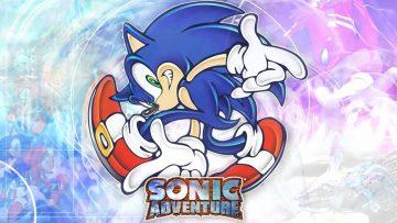 Sonic-Adventure