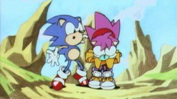 Sonic CD – Ending