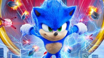Sonic The Hedgehog: The Movie (2020)