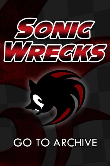 Sonic Wrecks - Comic Archive