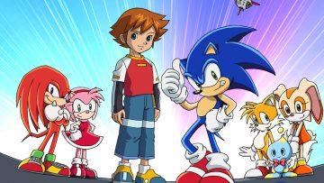 Sonic X – Header