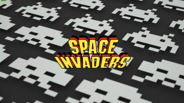 Space Invaders – Header