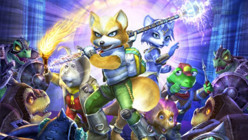 Star Fox Adventures – Title