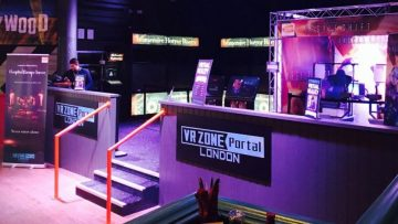 VR Zone Portal London
