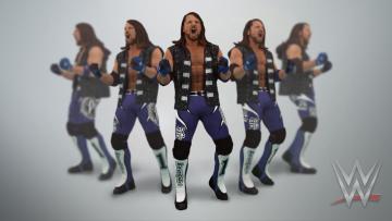 WWE-AJ-STYLES