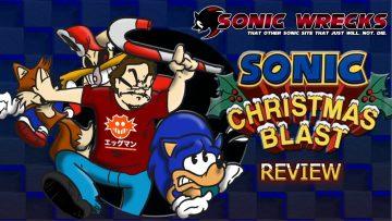 AAUK Reviews: Sonic Christmas Blast