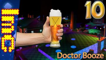 DOCTOR BOOZE | Golf With Your Friends Gameplay #10
