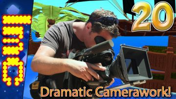 DRAMATIC CAMERAWORK! | Golf With Your Friends #20