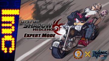EXPERT ANGST | Shadow The Hedgehog Expert Mode – Longplay (TDL)