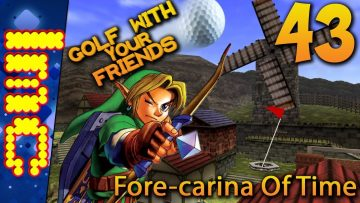 FORE-CARINA OF TIME | Golf With Your Friends Gameplay #43