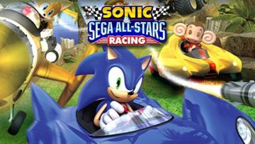 Header: Sonic & SEGA All-Stars Racing