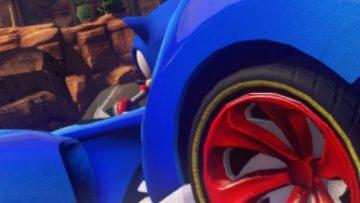 Header Sonic & All-Stars Racing Transformed