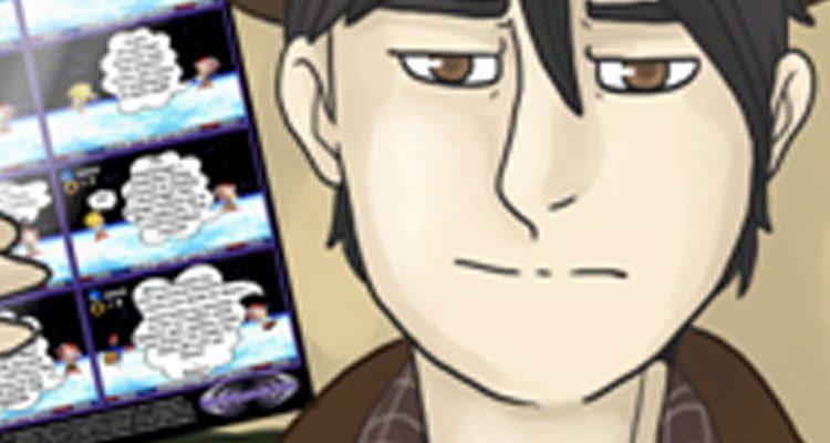 Header: AT4W SW Comic