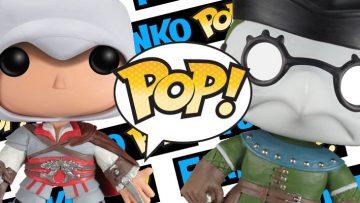 Header: Funko POP!