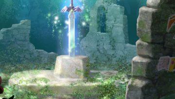 Header: Legend Of Zelda – A Link Between Worlds