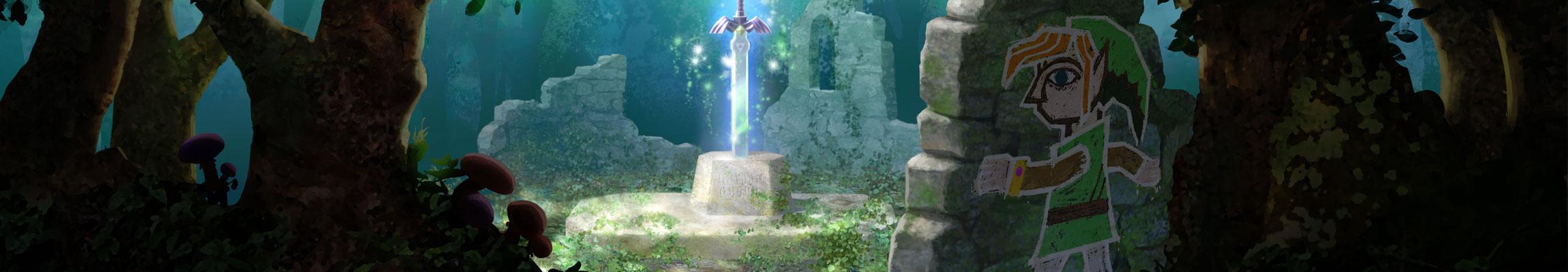 Legend Of Zelda - A Link Between Worlds