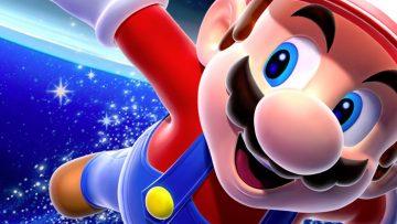 Header: Mario Generic / Mario Galaxy