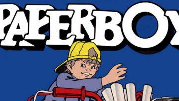 Header: Paperboy