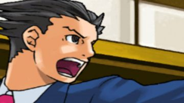 Header: Phoenix Wright Ace Attorney