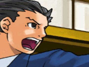 Header: Phoenix Wright Ace Attorney