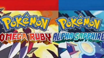 Header: Pokemon Omega Ruby & Alpha Saphire