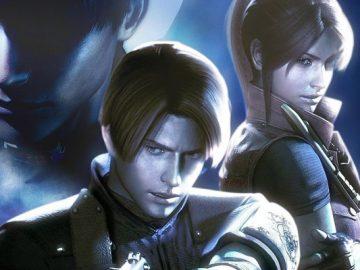 Header: Resident Evil: The Darkside Chronicles