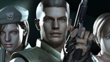 Header: Resident Evil: The Umbrella Chronicles