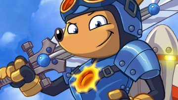Header: Rocket Knight / Sparkster