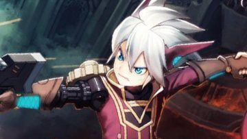 Header: Rodea The Sky Soldier