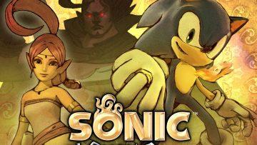 Header: Sonic & The Secret Rings