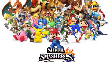 Header: Super Smash Bros. 4
