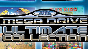 Header: SEGA Mega Drive Ultimate Collection / Sonic's Ultimate Genesis Collection