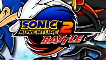 Header: Sonic Adventure 2 /  Battle