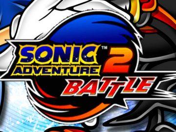 Header: Sonic Adventure 2 /  Battle