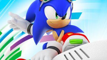 Header: Sonic Free Riders