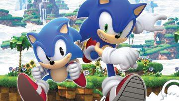 Header: Sonic Generations