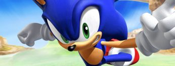 Header: Sonic Rivals