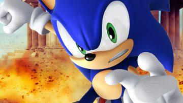 Header: Sonic Rivals 2