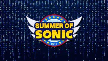 Summer Of Sonic 2013 (SOS 13)