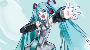Header: Vocaloid / Hatsune Miku
