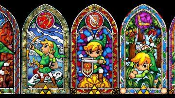 Header: Legend Of Zelda (Generic Alternate)