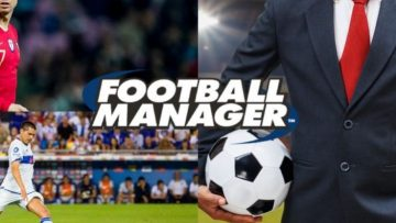 Header: Football Manager
