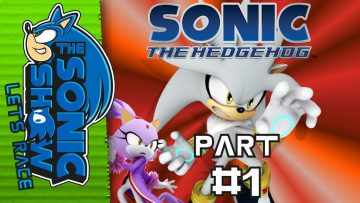 J-Vs-K Let's Race Sonic 06 – Silver's Story