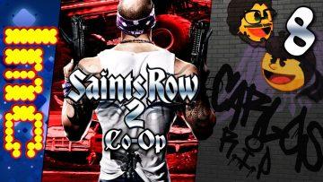 LEAVING A MARK | Saints Row 2 Co-Op w/Kevin & Dusk #8