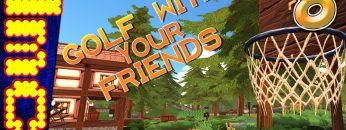 LIFE DUNKS ON YOU   Golf With Your Friends Gameplay #8