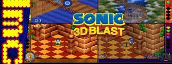 LMC Versus: Sonic 3D Blast 4-Player Race