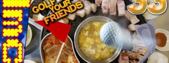 MEAT & GREET | Golf With Your Friends Gameplay #33