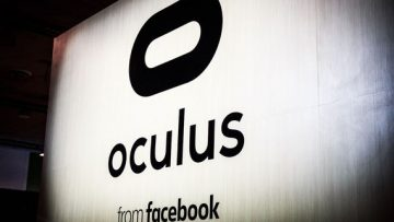 """Oculus From Facebook"""