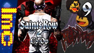 ONE IF BY AIR, TWO IF BY SEA | Saints Row 2 Co-Op w/Kevin & Dusk #9