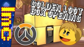 Overwatch w/ Andy – A Golden Lootbox & A Quick Game